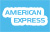 We accept American Express Card